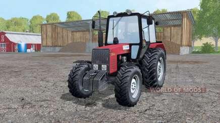 MTZ Belarus 820.4 animation Teile für Farming Simulator 2015