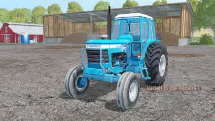 Ford TW-10 pour Farming Simulator 2015
