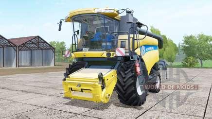 New Holland CX8090 4x4 für Farming Simulator 2017