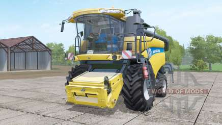 New Holland CX8080 4x4 für Farming Simulator 2017
