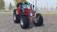 Valtra N163 double wheels für Farming Simulator 2013