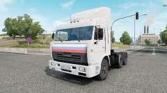 KamAZ-54115-LKW-Fahrer für Euro Truck Simulator 2