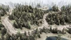 Forest Transit für MudRunner