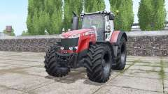 Massey Ferguson 8727 animated element für Farming Simulator 2017