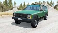 Jeep Cherokee (XJ) v1.1 pour BeamNG Drive
