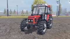 Zetor 7340 animated element für Farming Simulator 2013