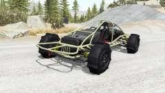 Civetta Bolide Track Toy v3.0 für BeamNG Drive