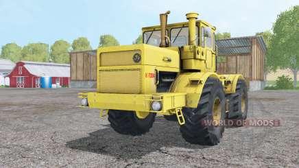 Kirovets K-700A für Farming Simulator 2015