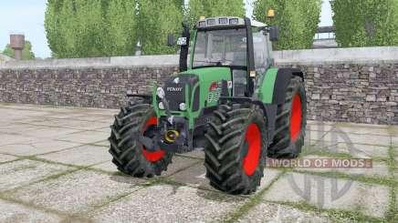 Fendt 716 Vario TMS Continental wheels für Farming Simulator 2017