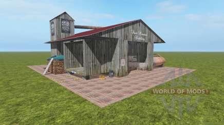 Whiskey Factory v1.1 für Farming Simulator 2017
