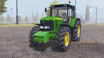 John Deere 6620 animated element pour Farming Simulator 2013