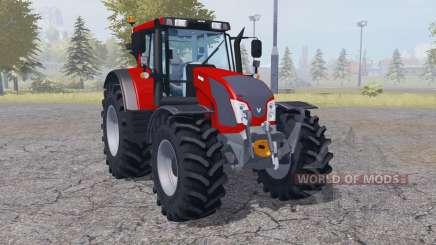 Valtra N163 double wheels für Farming Simulator 2013