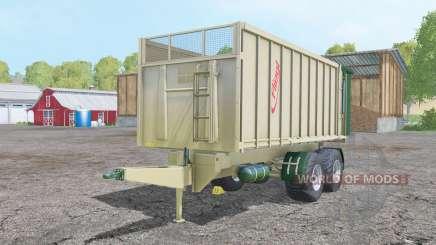 Fliᶒgl TMK 266 Bull Krone Édition pour Farming Simulator 2015