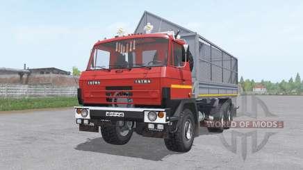 Tatra T815 replᶏcement Körper für Farming Simulator 2017