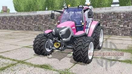 Lindner Lintrac 90 narrow twin wheels für Farming Simulator 2017
