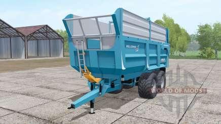 Rolland ɌollSpeed 6835 pour Farming Simulator 2017