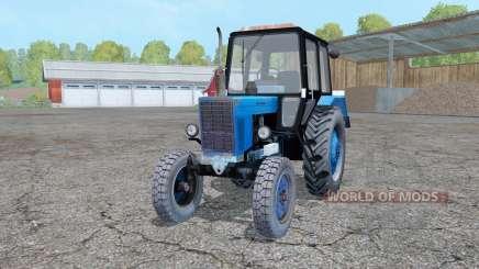 MTZ 80 Беларуƈ für Farming Simulator 2015