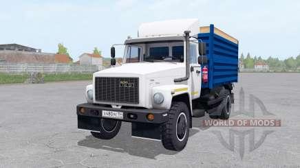 GAS SAZ SAZ 35071 83173 trailer für Farming Simulator 2017