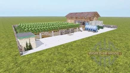Grape farm v1.1 für Farming Simulator 2017