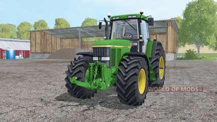 John Deere 7810 loader mounting pour Farming Simulator 2015