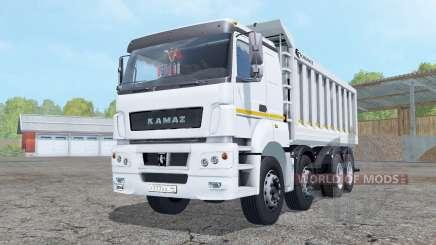 KamAZ 65201 pour Farming Simulator 2015