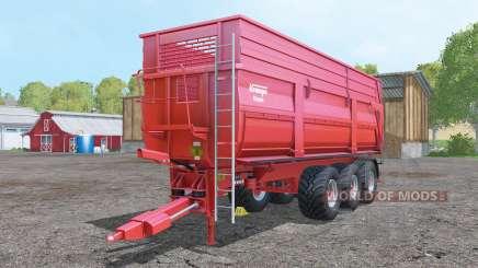 Krampe BBS 900 increased load capacity pour Farming Simulator 2015