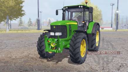 John Deere 6620 front loader pour Farming Simulator 2013