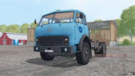 MAZ 504В 1977 pour Farming Simulator 2015