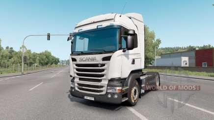Scania G340 Streamline Highline cab pour Euro Truck Simulator 2