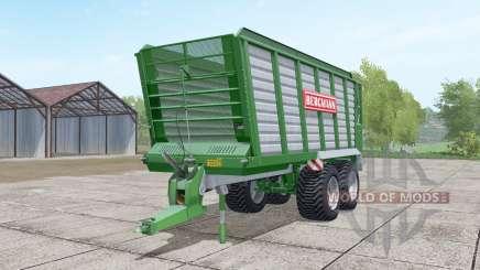 Bergmann HTW 40 dark lime green für Farming Simulator 2017