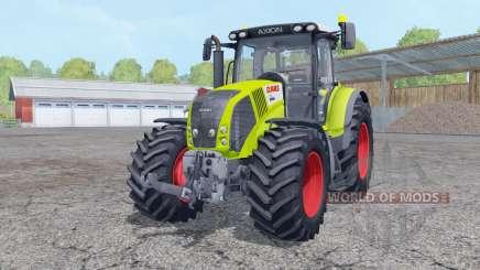 Claas Axion 850 animated element für Farming Simulator 2015