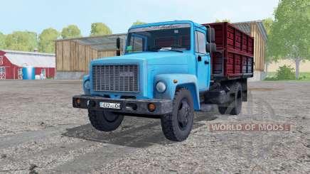 GAS SAZ 3507-01 für Farming Simulator 2015