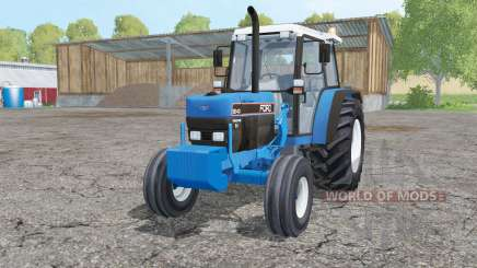 Ford 6640 loader mounting pour Farming Simulator 2015