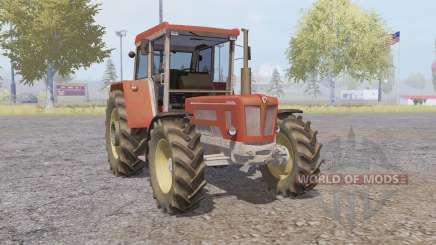 Schluter Super 1250 VL Special More Realistic für Farming Simulator 2013
