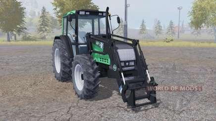 Valtra Valmet 6800 front loader für Farming Simulator 2013