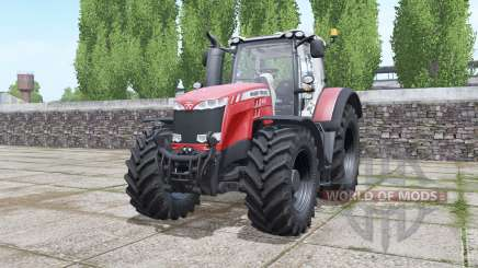 Massey Ferguson 8727 animated element für Farming Simulator 2017