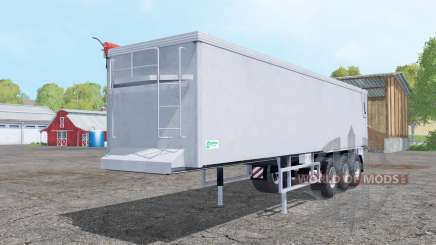 Kroger Agrꝍliner SRB3-35 pour Farming Simulator 2015