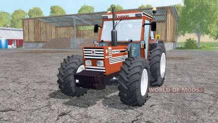 Fiat 85-90 1989 loader mounting pour Farming Simulator 2015