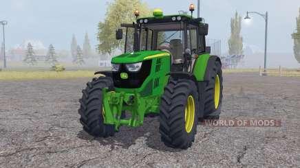 John Deere 6115M für Farming Simulator 2013