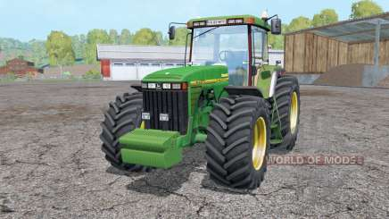 John Deere 8400 animation parts für Farming Simulator 2015