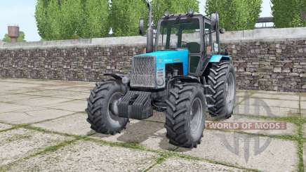 MTZ 1221 Бᶒларус pour Farming Simulator 2017