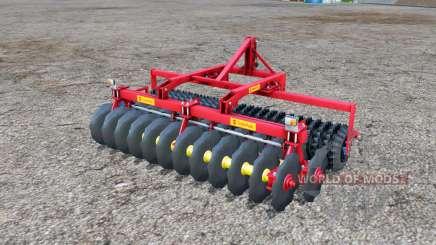 Brix TwinnPack pour Farming Simulator 2015