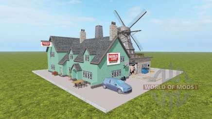 Noodle Factory Production v1.2 für Farming Simulator 2017