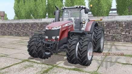 Massey Ferguson 8737 more options für Farming Simulator 2017