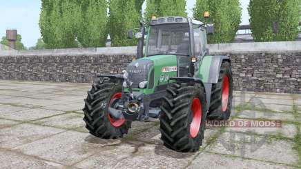 Fendt 716 Vario TMS tyre selection für Farming Simulator 2017