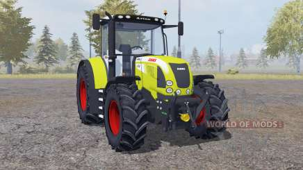 Claas Arion 640 front loader für Farming Simulator 2013