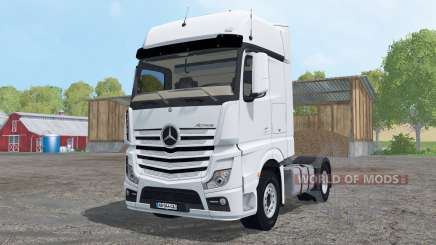 Mercedes-Benz Actros BigSpace (MP4) pour Farming Simulator 2015