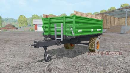 Brᶏntner E 8041 für Farming Simulator 2015
