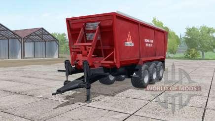 Annaburger HTS 29.17 pour Farming Simulator 2017