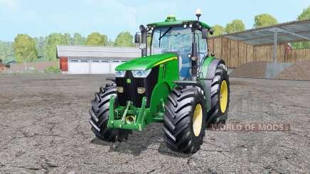 John Deere 7280R double wheels für Farming Simulator 2015
